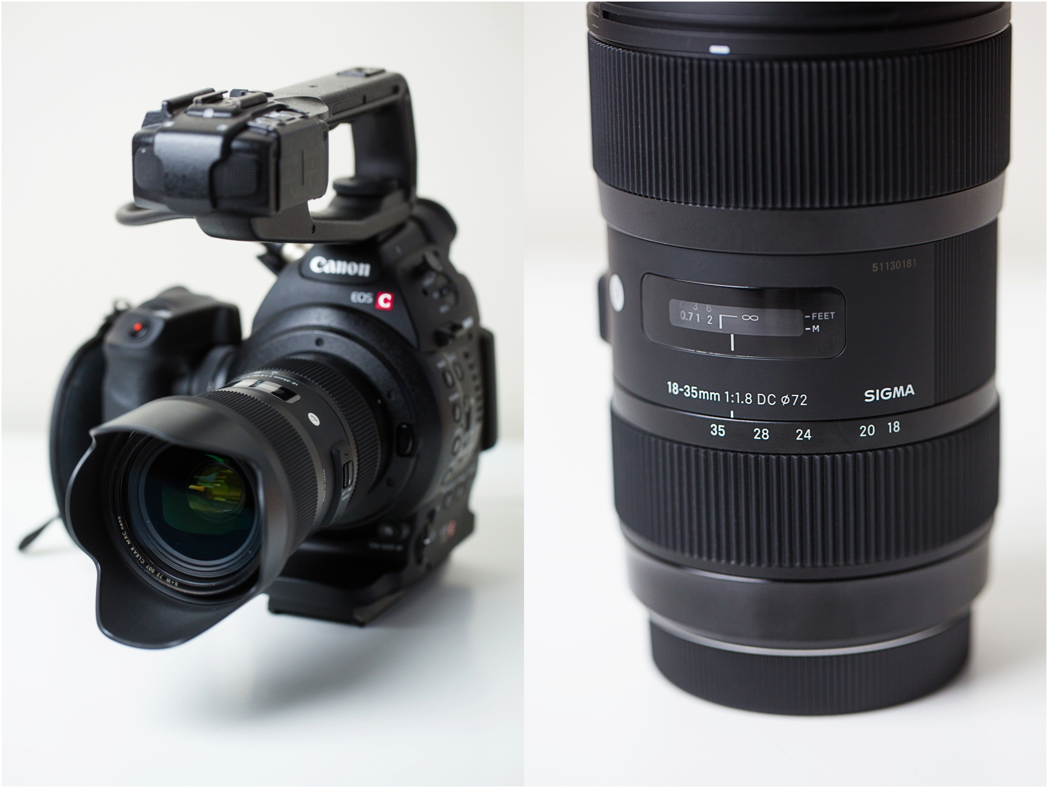 sigma 18 35 f 1 8 lens review for wedding filmmakers. Black Bedroom Furniture Sets. Home Design Ideas
